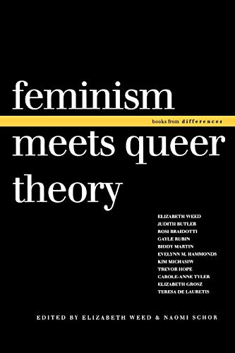 9780253211187: Feminism Meets Queer Theory (Books from differences)