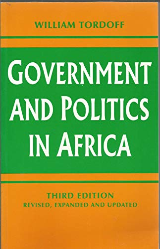9780253211309: Government and Politics in Africa