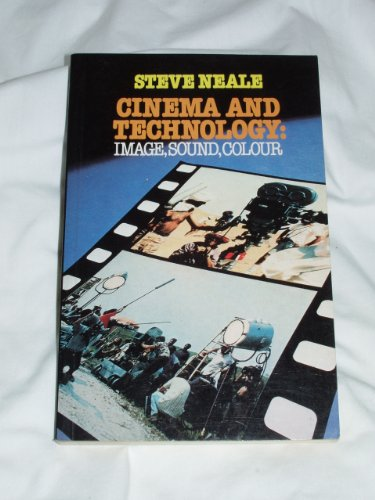 9780253211644: Cinema and Technology: Image- Sound- Colour
