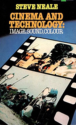 9780253211644: Cinema and Technology: Image, Sound, Colour