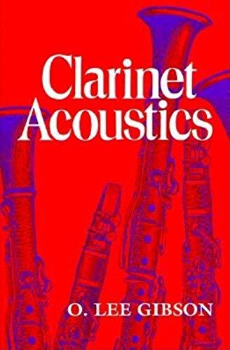 9780253211729: Clarinet Acoustics
