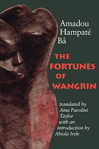 9780253212269: The Fortunes of Wangrin