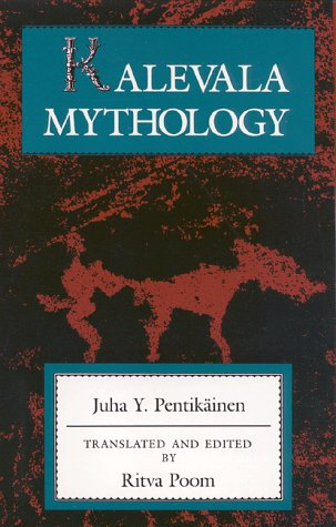 9780253212399: Kalevala Mythology (Folklore Studies in Translation,)