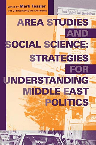 9780253212825: Area Studies and Social Science: Strategies for Understanding Middle East Politics (Indiana Series in Middle East Studies)