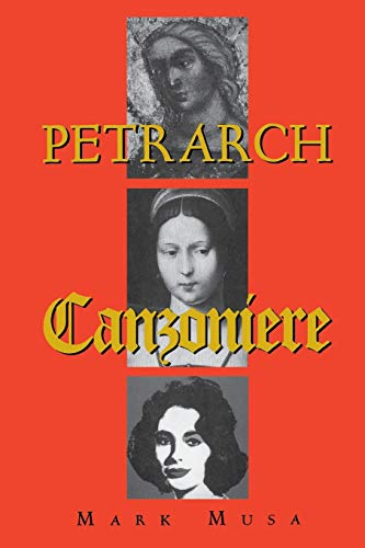 9780253213174: Petrarch: The Canzoniere, or Rerum vulgarium fragmenta