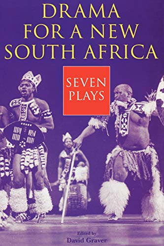 9780253213266: Drama for a New South Africa: Seven Plays (Drama and Performance Studies)