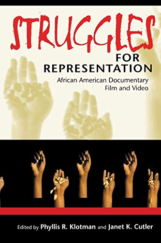 9780253213471: Struggles for Representation: African American Documentary Film and Video