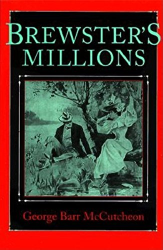 9780253213495: Brewster's Millions (Library of Indiana Classics)