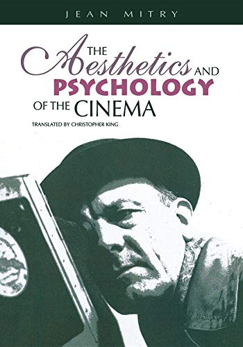9780253213778: The Aesthetics and Psychology of the Cinema (The Society for Cinema Studies Translation Series)