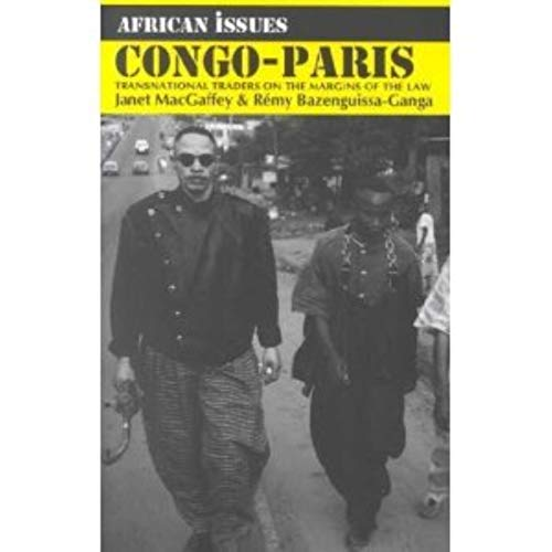 9780253214027: Congo-Paris: Transnational Traders on the Margins of the Law (African Issues)