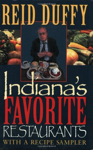 9780253214393: Indiana's Favorite Restaurants: With a Recipe Sampler