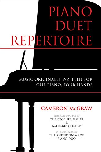 9780253214614: Piano Duet Repertoire: Music Originally Written for One Piano, Four Hands