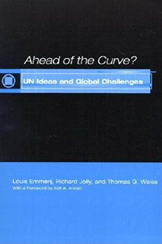 9780253214676: Ahead of the Curve?: UN Ideas and Global Challenges