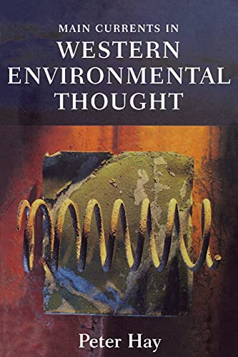 9780253215116: Main Currents in Western Environmental Thought: