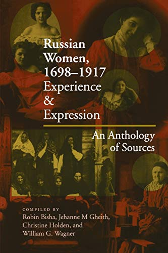 Have passed in anthology of russian women remarkable