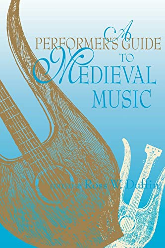 9780253215338: A Performer's Guide to Medieval Music