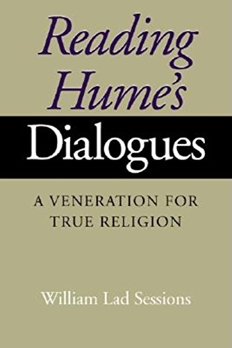 Reading Hume's Dialogues: A Veneration for True Religion (Paperback): William Lad Sessions
