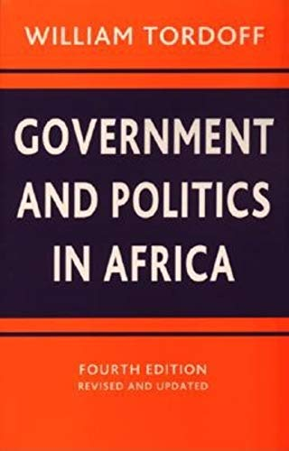 9780253215451: Government and Politics in Africa, Fourth Edition