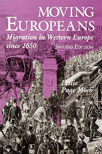9780253215956: Moving Europeans, Second Edition: Migration in Western Europe since 1650 (Interdisciplinary Studies in History)