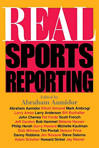 9780253216168: Real Sports Reporting