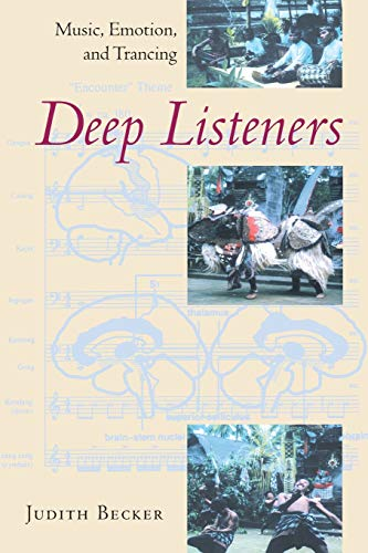 9780253216724: Deep Listeners: Music, Emotion, and Trancing