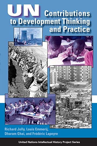 UN Contributions to Development Thinking and Practice: Richard Jolly, Louis