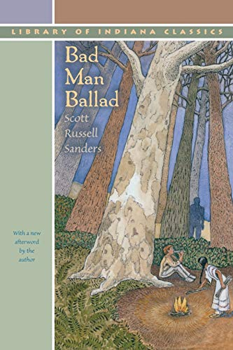 9780253216885: Bad Man Ballad (Library of Indiana Classics)