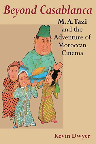 9780253217196: Beyond Casablanca: M. A. Tazi and the Adventure of Moroccan Cinema