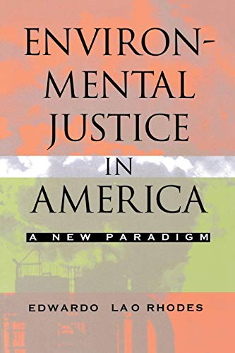 9780253217745: Environmental Justice in America: A New Paradigm