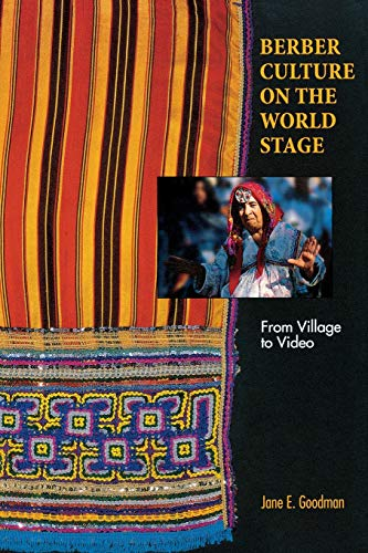 9780253217844: Berber Culture on the World Stage: From Village to Video