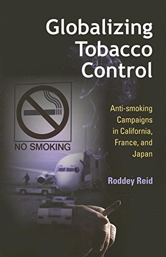 9780253218094: Globalizing Tobacco Control: Anti-smoking Campaigns in California, France, and Japan (Tracking Globalization)