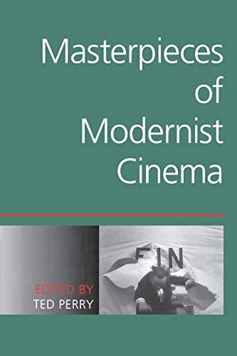 Masterpieces of Modernist Cinema