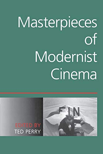 9780253218582: Masterpieces of Modernist Cinema
