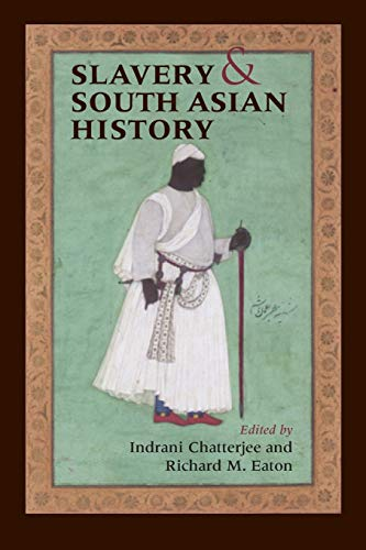 9780253218735: Slavery & South Asian History