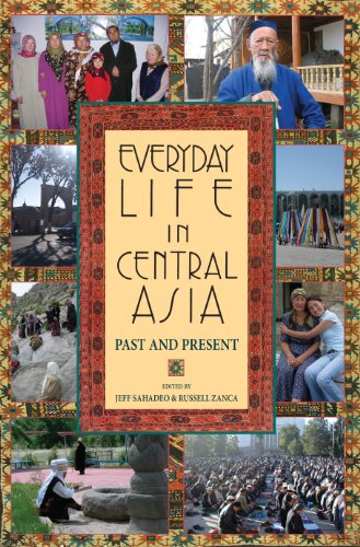 9780253219046: Everyday Life in Central Asia: Past and Present