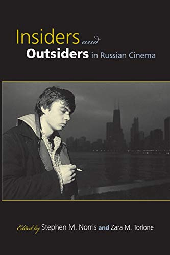 9780253219824: Insiders and Outsiders in Russian Cinema (Jewish Literature & Culture (Paperback))