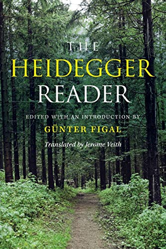 9780253221278: The Heidegger Reader (Studies in Continental Thought)