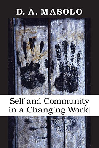 9780253222022: Self and Community in a Changing World
