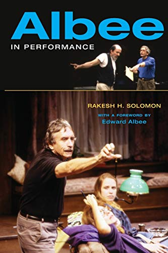9780253222053: Albee in Performance