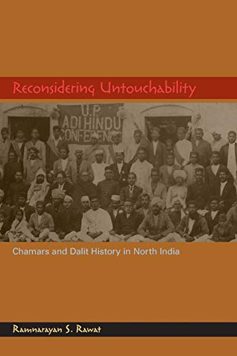 9780253222626: Reconsidering Untouchability: Chamars and Dalit History in North India (Contemporary Indian Studies)