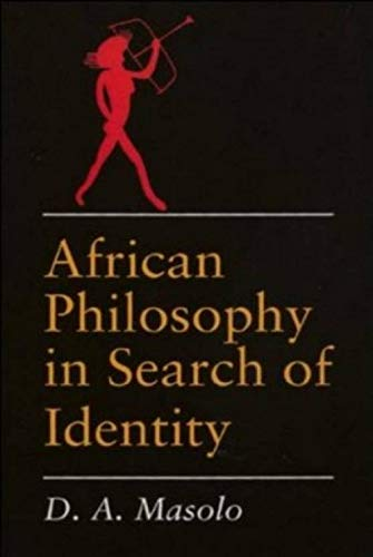 9780253302717: African Philosophy in Search of Identity (African Systems of Thought)
