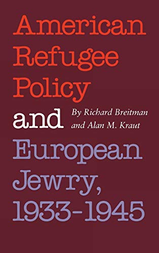 9780253304155: American Refugee Policy and European Jewry, 1933-1945