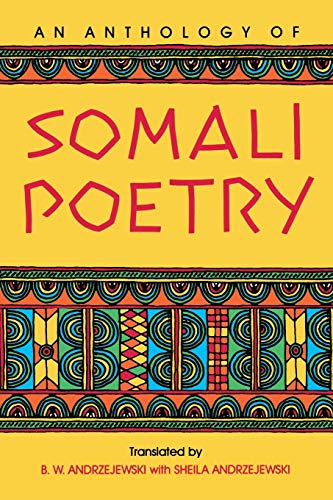 9780253304636: An Anthology of Somali Poetry
