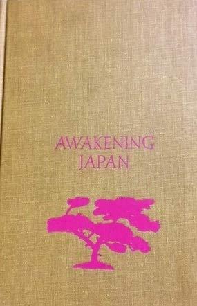 9780253310903: Awakening Japan: Diary of a German Doctor