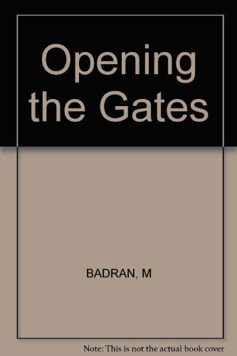 9780253311214: Opening the Gates