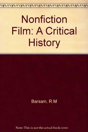 9780253311245: Nonfiction Film: A Critical History