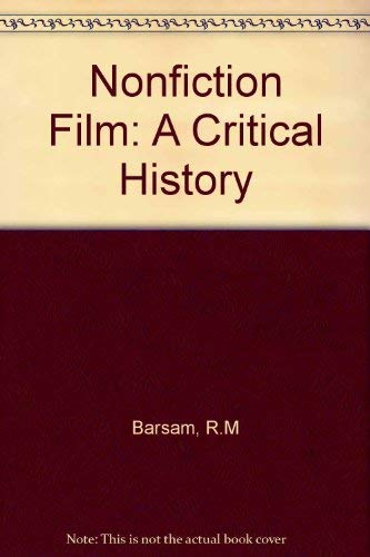9780253311245: Nonfiction Film: A Critical History