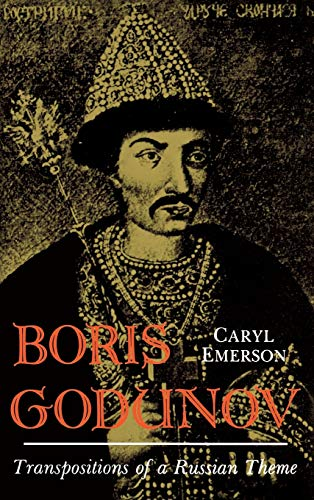 9780253312303: Boris Godunov: Transposition of a Russian Theme (Indiana-Michigan Series in Russian & East European Studies)