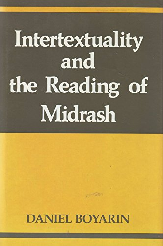 9780253312518: Intertextuality and the Reading of Midrash (Indiana Studies in Biblical Literature)