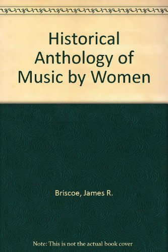 9780253312686: Historical Anthology of Music by Women
